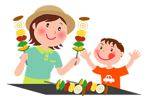 Barbecue Party clipart