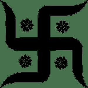Swastika clipart