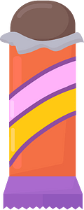 Candy bar clipart