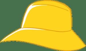 Panama hat clipart