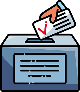 Election day clipart