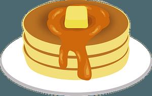 Pancake Sweet clipart