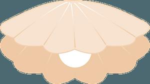 Pearl Gemstone clipart