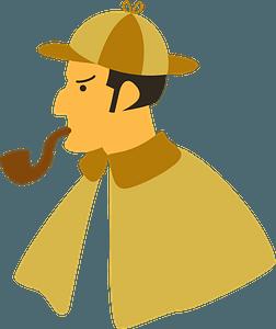 Private Investigator clipart