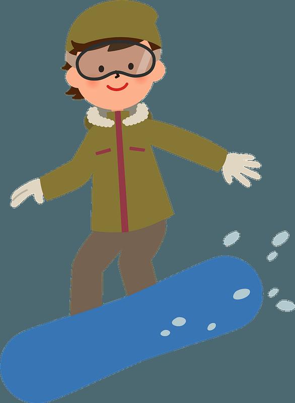 Snowboarding Snowboarder Clipart Free Download Transparent Png Creazilla