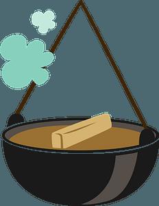 Hanging Pot clipart