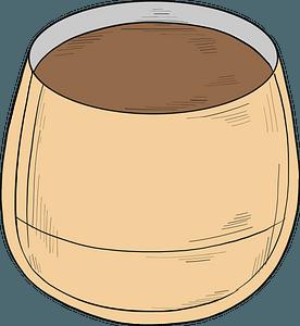 Hot cocoa clipart