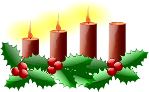 Third Sunday of Advent clipart