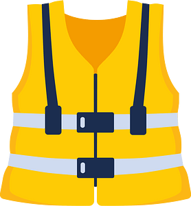 Safety vest clipart