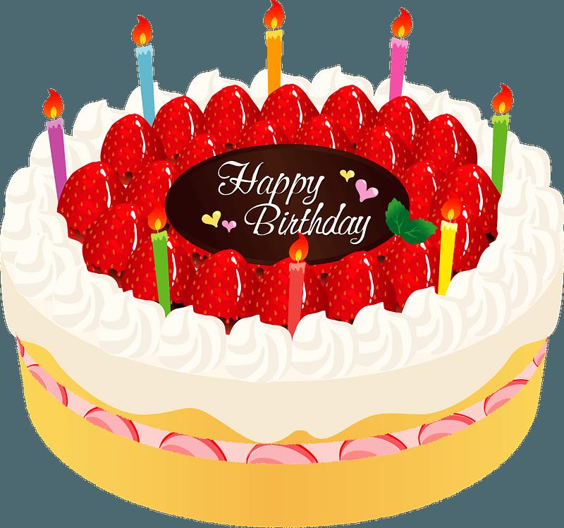 birthday cake clipart. free download transparent .png | creazilla  creazilla