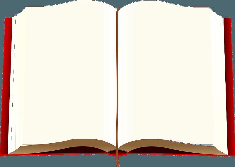 Open Book Clipart Free Download Transparent Png Creazilla