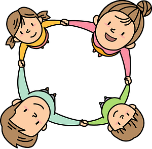 Family Circle clipart