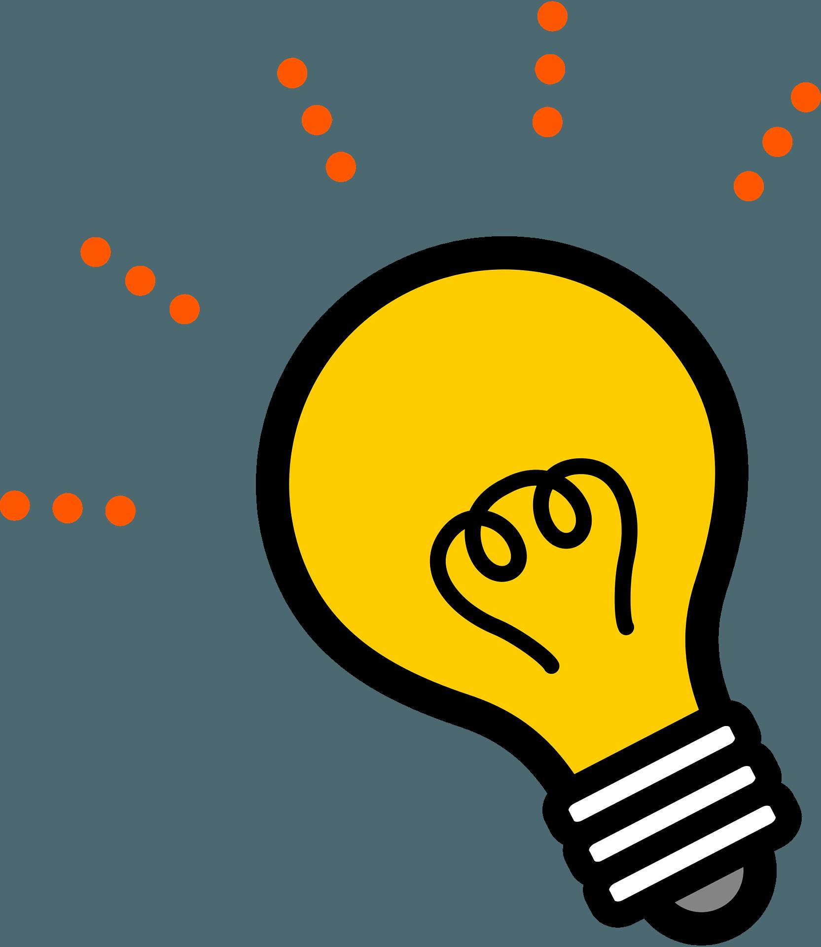 Light Bulb clipart. Free download transparent .PNG   Creazilla