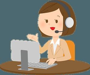 Customer Service Woman clipart
