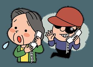 Phone Fraud clipart