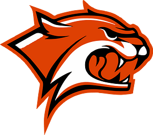 Orange wildcat logo 클립 아트