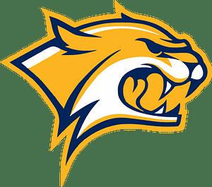 Yellow wildcat logo 클립 아트