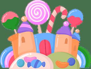 Клипарт Candyland