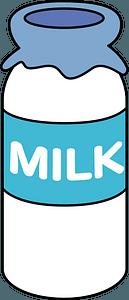 Milk Drink clipart