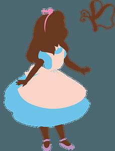Alice's Adventures in Wonderland clipart