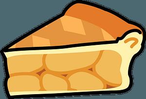 Apple Pie Sweet clipart