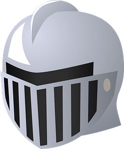 Armet Helmet clipart
