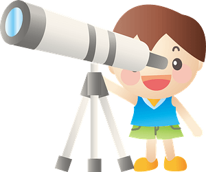 Astronomical Observation clipart