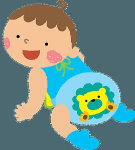 Baby Little Boy clipart