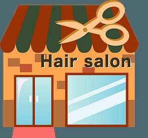 Beauty Salon Shop clipart
