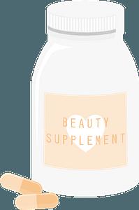 Beauty Supplement clipart