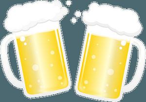 Beer Mugs clipart