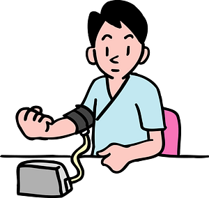 Blood Pressure Monitor clipart