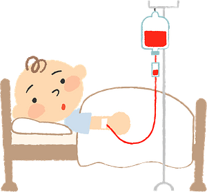 Blood Transfusion clipart