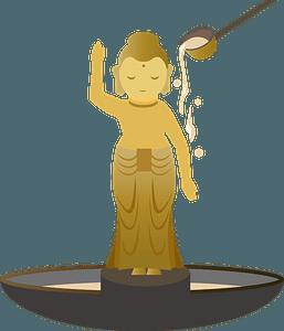 Buddhas Birthday clipart