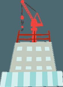 Building under Construction clipart