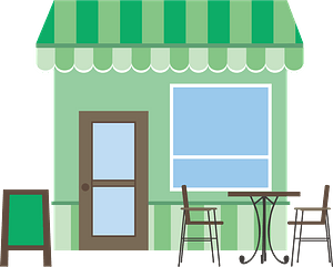 Cafe Restaurant clipart