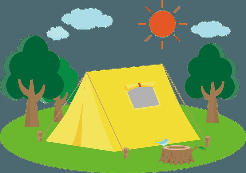 Camp Tent clipart. Free download transparent .PNG   Creazilla