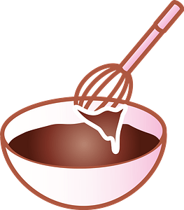 Chocolate Cooking clipart