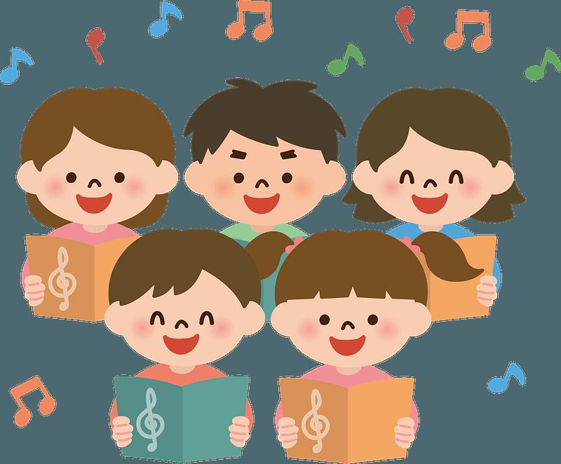 Clipart Student Choir, Clipart Student Choir Transparent - Chorus Clipart -  Png Download (#5478724) - PinClipart