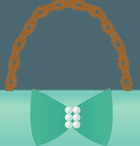 Clutch Bag clipart