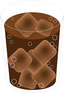 Cola Soft Drink clipart