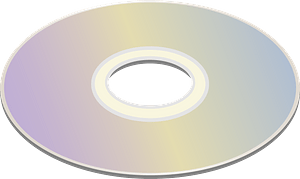 Compact Disc clipart