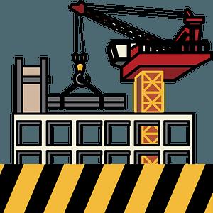 Construction Building clipart
