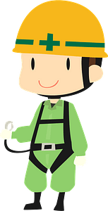 (Caleb) Construction Worker clipart