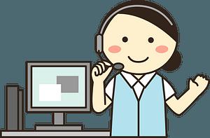 Customer Service Staff clipart