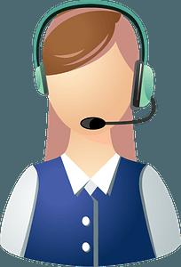 Customer Service clipart