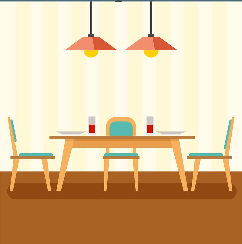 Dining Room Clipart Free Download Transparent Png Creazilla
