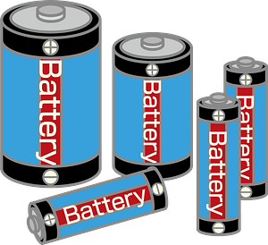 Dry Cell clipart