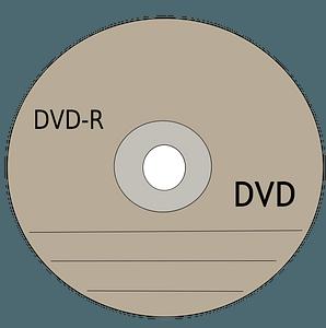 Dvd R clipart
