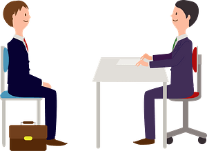 Employment Interview clipart